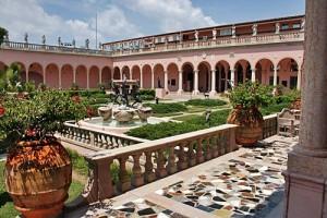 Ringling Museum Courtyard